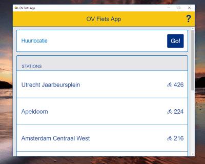 OV Fiets App 1.2 image